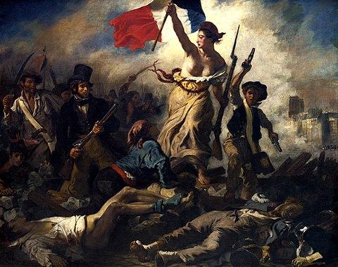 480px-Eugène_Delacroix_-_La_liberté_guidant_le_peuple